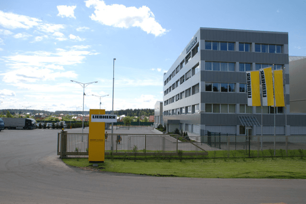 бизнес центр либхер