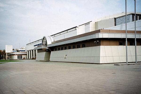 спортивный комплекс центральный