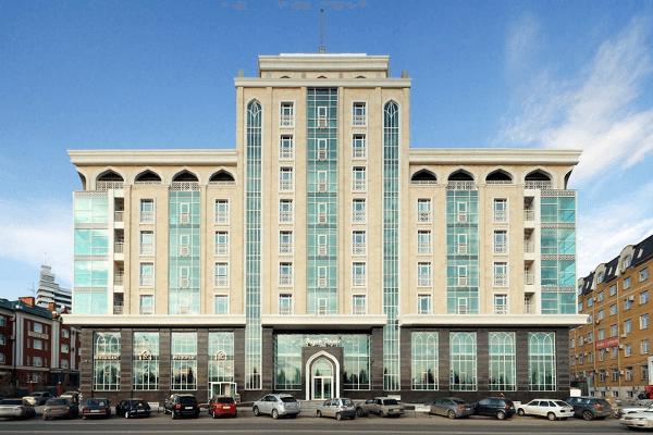 гостиничный комплекс казань