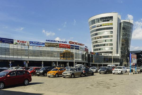 торговый центр формат