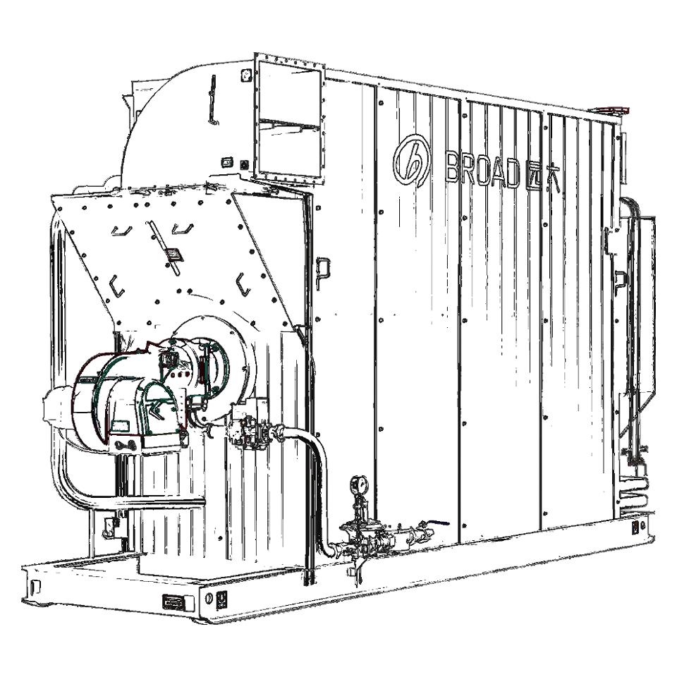 высокотемпературный генератор