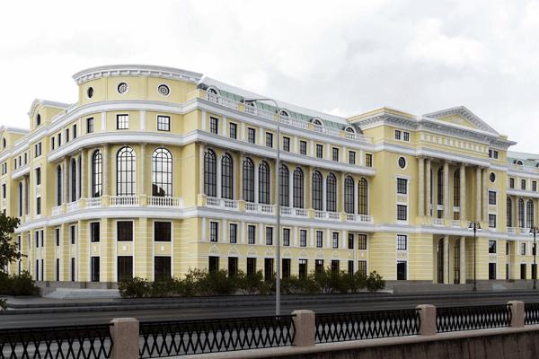 бизнес центр лукойл