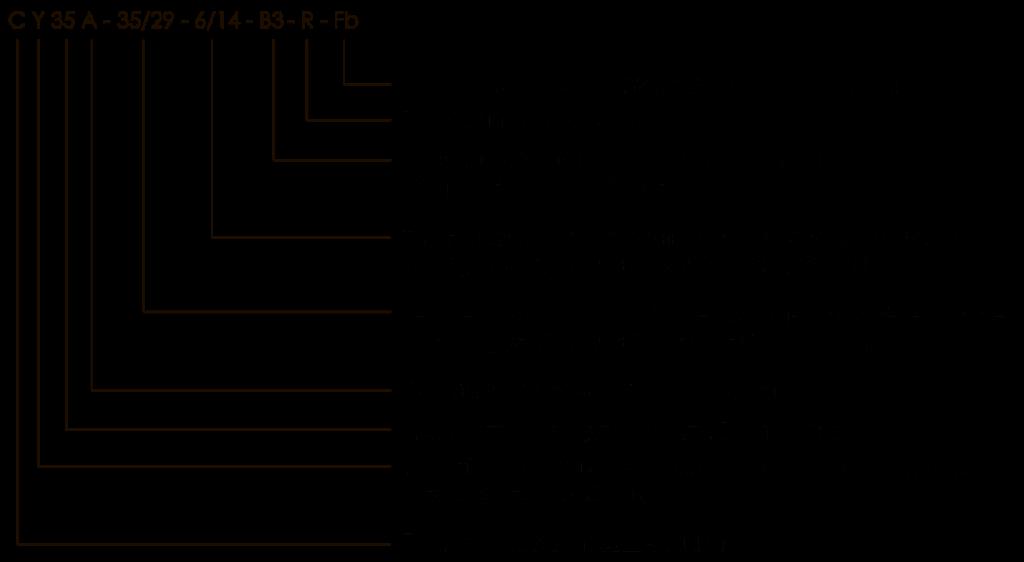 маркировка электрического чиллера broad